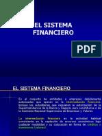 Tema 1- El Sistema Financiero