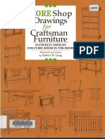 Arts & Crafts More Shop Drawings by Robert W Lang [2002]