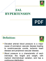 Arterial Hypertension