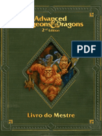 AD&D 2E - Livro Do Mestre - Premium Edition (v. Digital) - Biblioteca Élfica