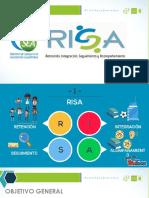 Programa RISA 2018