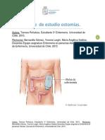 Apunte Cde en Ostomias 2015