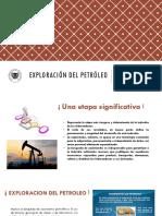 Exploración Del Petróleo PETROQUIMICA