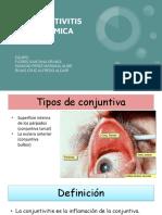 Conjuntivitis Epidémica.pptx
