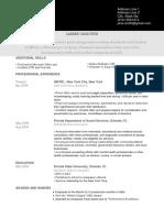 Pantheon Gray Resume Template 213123