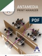 Antamedia Print Manager Manual