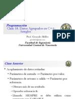 Clase Programación 18