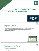 Presentacion Excel Para Ing Quimicos