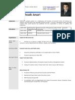 Shoaib Resume 1