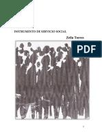 Grupo Como Intrumento de Servicio Social ( Zelia Torres)