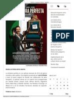 Reseña_ La Dictadura Perfecta – Objeción