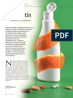 Dermofarmacia Celulitis Evolucion y Tratamiento