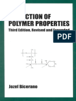 [Jozef Bicerano] Prediction of Polymer Properties