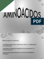 Clase de Aminoácidos