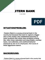 Group1 Presentation Eastern Bank