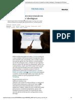 Algoritmo Facebook_ Usuários transformam seus murais no Facebook em 'bolhas' ideológicas _ Tecnologia _ EL PAÍS Brasil.pdf