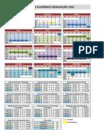 Arquivo Geral - 2018 - Calendário Acadêmico - Graduação - Metodologia Comum