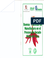BPM Secado de Yuca