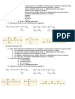 Actividades Química-hidrocarburos