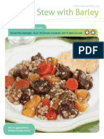 Caribou Stew Recipe