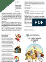 Celebración de Navidad 2017