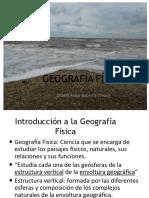 Introduccion a La GF y Envoltura Geografica