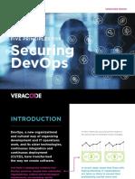 5 Principles for Securing DevOps