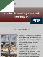 AbogadoContigo - Derechos de Los Trabajadores de La Construcción