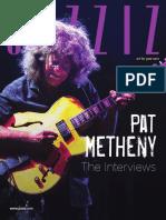 Metheny Interviews