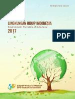Statistik Lingkungan Hidup Indonesia 2017