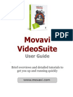 Movavi Video Suite User Guide
