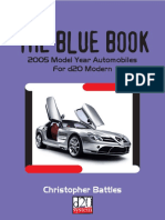 Modern - Blue Book 2005