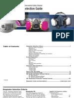 2008 Respirator Selection Guide