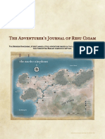Resu - Adventurers Journal - 03-05-901DR