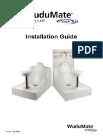 WuduMate Modular Installation Guide 23-01-18