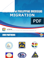 1.2 Overview of Philippine Migration