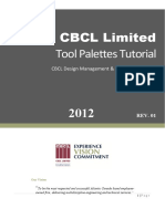 CBCL CAD Standards - Tool Palettes Tutorial