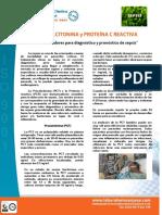 Biomarcadores Para Diagnostico y Pronostico Sepsis