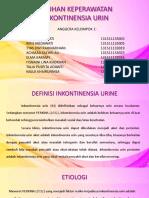 Inkontinensia Urine Fix