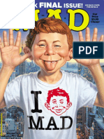 MAD Magazine May 2018