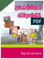 Lengua Adicional Al Espanol II