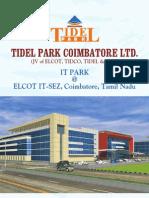 TIDEL Park Coimbatore Ltd.