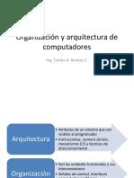 Organización y Arquitectura de Computadores_2