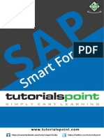 Sap Smart Forms Tutorial