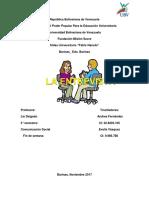 Unidad 5, 6 y 7 de Discurso Periodistico II