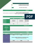 Agenda de Actividades_Clinica Herbolaria y Fitomedicina I
