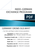 Indo-german Exchange Programe