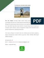 081338718071-Surveyor SibolgaSumatera Utara