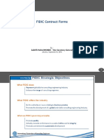 FIDIC Contract Form