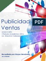 Informe Final de Publicidad - Roque Hernandez